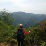 登山日記:2015/5/6 高水三山