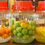 果実酒の季節