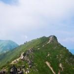 登山日記: 2015/8/3 谷川岳 ( ロープウェイ運休の為、急遽 西黒尾根往復 )