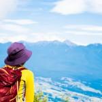 登山日記: 2015/9/12 入笠山 (ゴンドラ利用で楽々ハイキング)